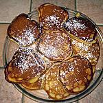recette Beignets à la poêle