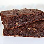 recette Brownies Léger ( sans beurre ni sucre )