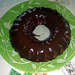 recette Gateau crème de marron chocolat