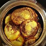 recette Cookies marbrés au nutella