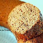 recette Pain d'épices aux pépites de chocolat