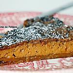 recette Tarte impossible au sucre cassonade