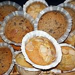 recette Corbeille de muffins moelleux