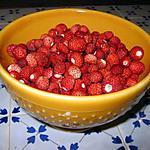 recette MILLEFEUILLE AUX FRAISES DES BOIS
