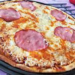 recette Pizza bacon