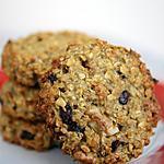 recette Cookies Avoine