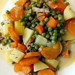 recette jardiniére de légumes