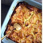 recette Flognarde aux pommes de Laurent Mariotte