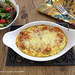 recette Moussaka, version saumonée +