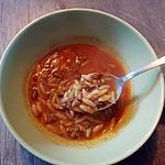 recette Soupe à la viande