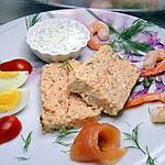 recette terrine de saumon à l'aneth