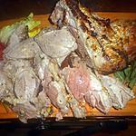 recette Epaule d agneau marinée au yaourt et a la menthe