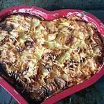 recette Gâteau de pommes de terre spécial saint valentin
