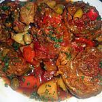recette Osso bucco de dinde à l orientale
