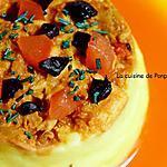 recette Axoa de thon au piment d'Espelette sur une tour de purée de pommes de terre