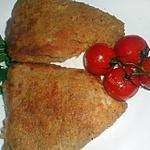 recette Cordon bleu au jambon de pays et emmental