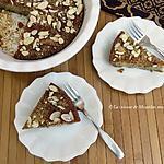 recette Fausse tarte amandine à la banane +