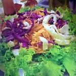 recette salade frisèe et chou