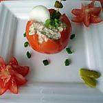 recette Tomate Gourmande au Thon