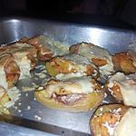 recette Pommes de terres farcies au lardons et au fromages