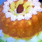 recette savarin a l'ananas