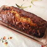 recette Cake aux fruits confits et raisins secs