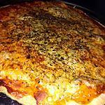 recette Pizza au brocciu
