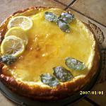recette Cheese cake façon morito