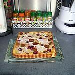 recette Douceur aux prunes