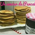 recette Un amour de PANCAKE