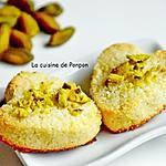 recette Rocher à la crème de pistache