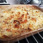 recette Lasagne béchamel chèvre ricotta