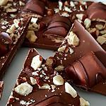 recette Tablette de chocolat maison au Kinder Bueno