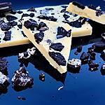 recette Tablette de chocolat maison aux oréos