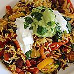 recette Riz à la '' Mexicaine ''