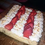 recette Tarte fraise mascarpone