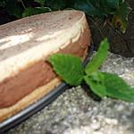 recette Bavarois menthe chocolat