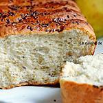 recette Pain de mie suédois ou limpa bröd (miche de pain)