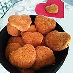 recette Moelleux biscuits saveurs ... cannelle ... écorces confites ... arôme d'orange