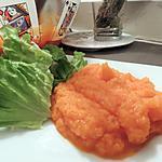 recette Purée de carottes et navets boules d'or
