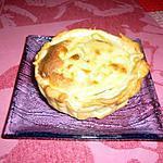 recette Tartelettes à la rhubarbe...