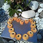 recette Petites boules façon cookies au kiri  & saveur  noisettes