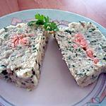 recette Terrine de poisson aux fines herbes