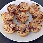 recette muffins purée de pommes de terre