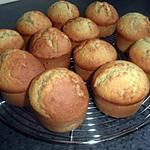 recette Muffins Banane - Nutella