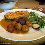 recette Darnes de saumon bbq, sauce clémentines au cari +