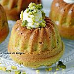 recette Muffin fondant à la pistache
