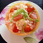 recette pamplemousse aux saveurs de la mer (5mns)