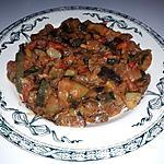 recette Ratatouille