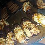 recette Cigares feuilletés chocolat amandes